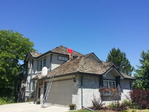 Wood Shake Roof Inspection Fort Collins