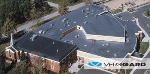 A Versigard EPDM roof