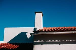Spanish tile roof by Elite Roofing in Denver.